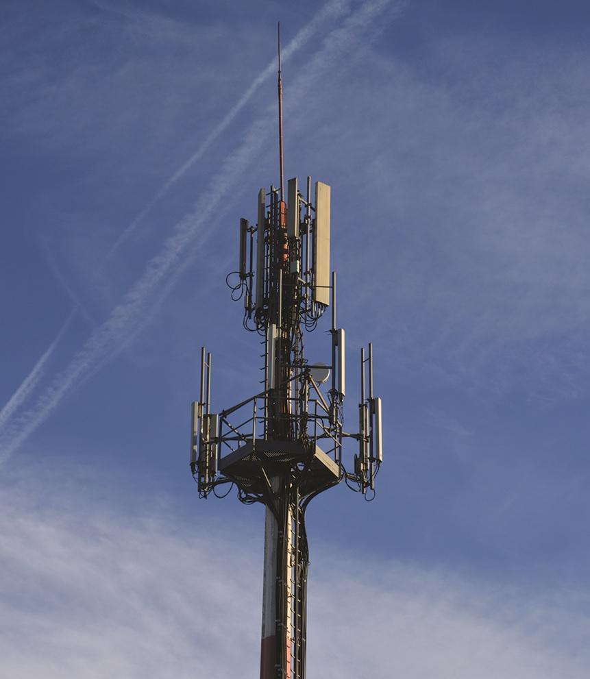 mesure ondes antenne relais