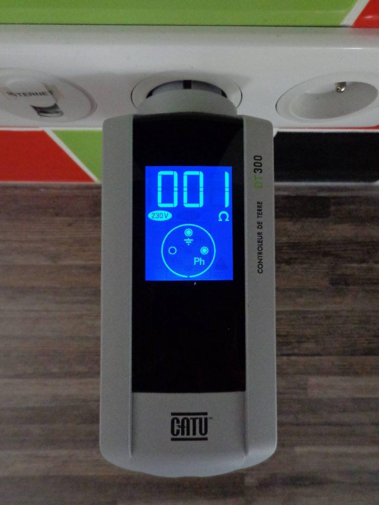 mesureur CATU DT300