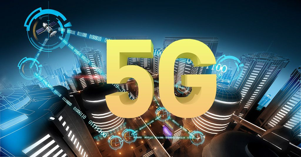 la 5G par satellite